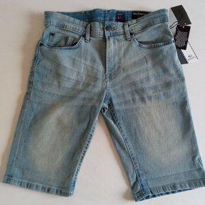 Buffalo David Bitton  Evan-X  stretch denim Shorts